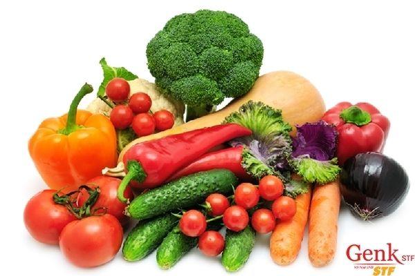 Ăn nhiều rau quả sẽ góp phần giảm đến 20% nguy cơ mắc các căn bệnh ung thư