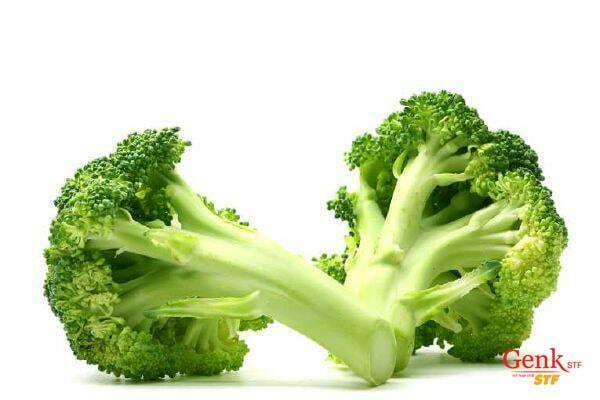 Bông cải xanh giúp bảo vệ tổn thương tế bào