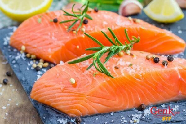 Ăn nhiều cá rất tốt cho bệnh nhân ung thư bàng quang