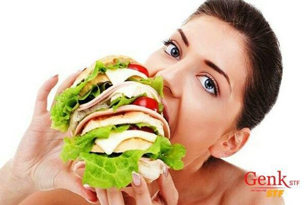 Chế độ ăn uống bất hợp lý có thể là nguyên nhân ung thư dạ dày