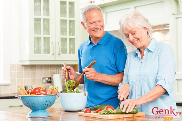 Chế độ dinh dưỡng cho bệnh nhân suy thận