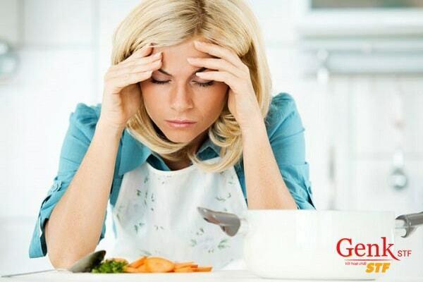 Sức ăn sụt giảm là dấu hiệu ung thư dạ dày giai đoạn muộn