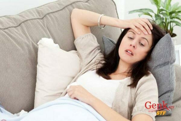 Suy nhược cơ thể có thể là dấu hiệu ung thư buồng trứng tái phát