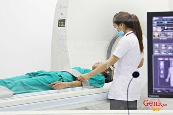 Hạn chế cho trẻ sử dụng phương pháp chụp X-quang và CT để tránh tiếp xúc với phóng xạ