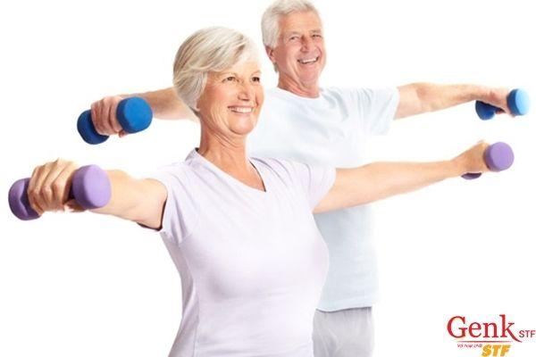 Thường xuyên vận động là cách phòng ngừa ung thư tuyến tiền liệt tốt nhất