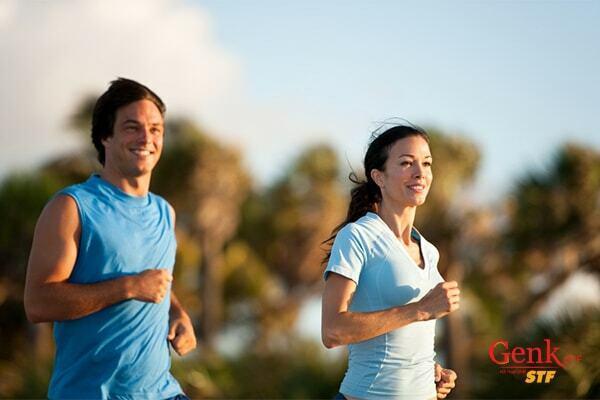 Tập thể dục thường xuyên rất tốt cho quá trình điều trị