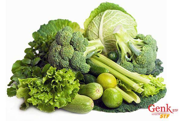 Thực phẩm tốt cho bệnh nhân ung thư tinh hoàn
