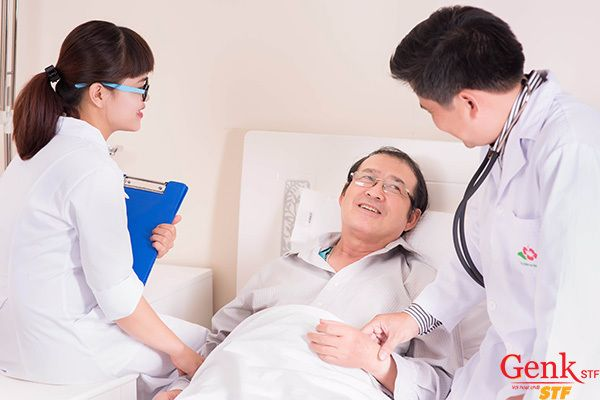 Chăm sóc bệnh nhân ung thư thực quản