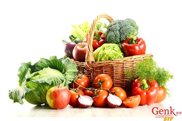 Duy trì chế độ ăn uống ít chất béo