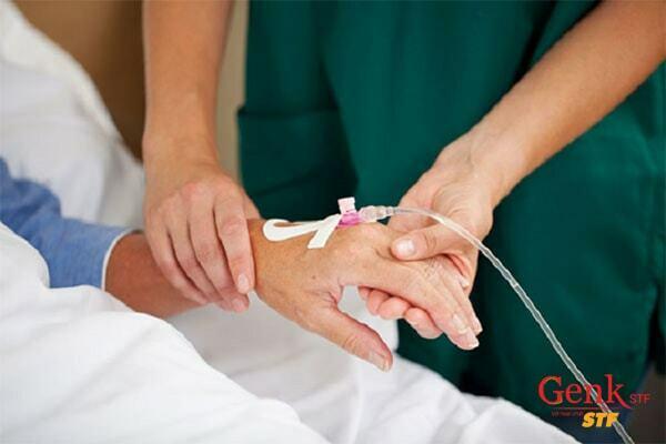 Hóa trị là một phương pháp điều trị ung thư gan