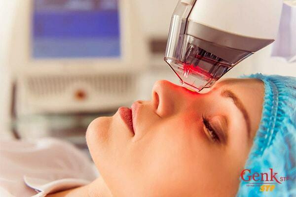 Laser là một phương pháp điều trị ung thư da hiệu quả