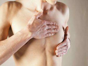 Nam giới cũng có nguy cơ bị ung thư vú