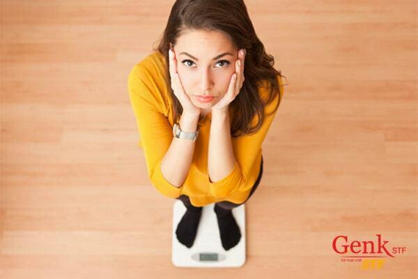 Sút cân không rõ nguyên nhân có thể là dấu hiệu ung thư dạ dày giai đoạn muộn