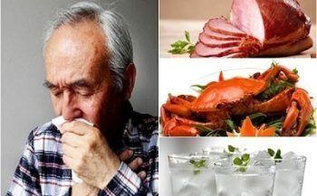Ung thư phổi cần phải kiêng những thực phẩm gì?