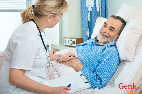 Các phương pháp điều trị ung thư tuyến tiền liệt giai đoạn cuối