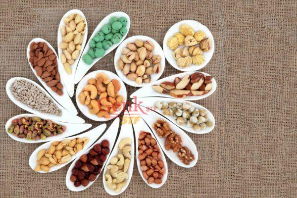Các loại hạt rất tốt cho người bệnh ung thư gan