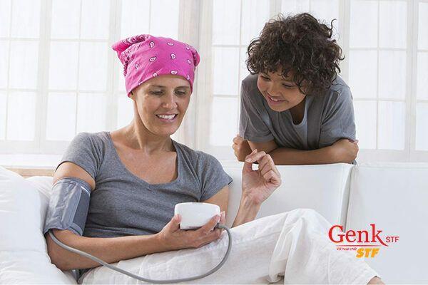 Bệnh nhân sẽ thoải mái hơn khi được điều trị tại nhà