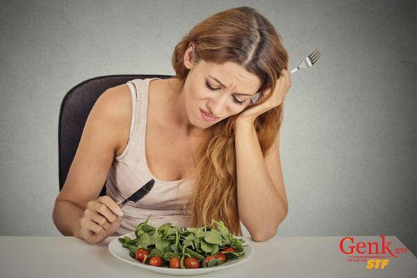 Chán ăn do gan bị tổn thương, suy giảm chức năng