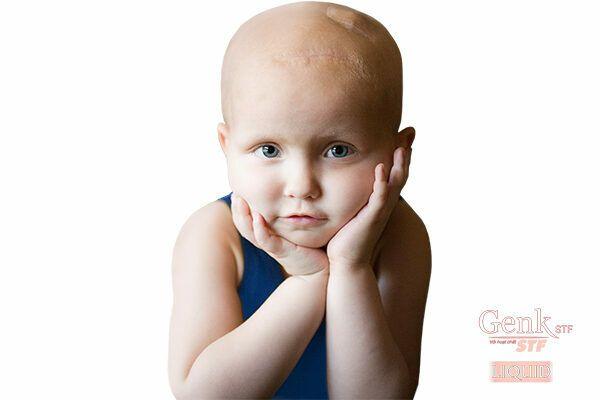 Yếu tố về lối sống hay môi trường thường ít đóng vai trò gây ra ung thư cho trẻ