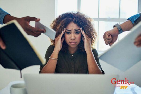 Stress gây tổn thương rất nhiều cho gan