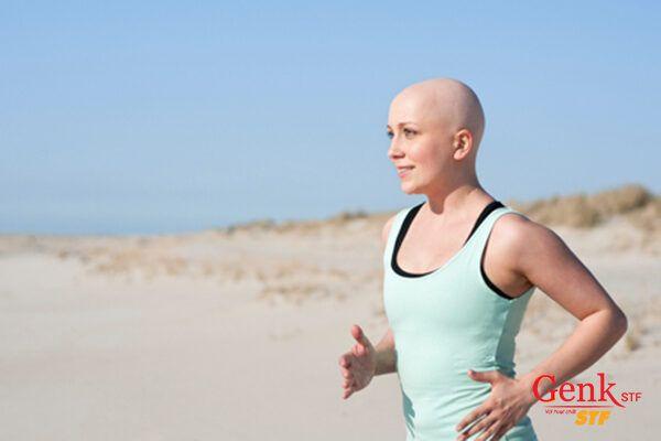 Tập thể dục làm giảm mệt mỏi và tăng cường thể chất cho bệnh nhân ung thư