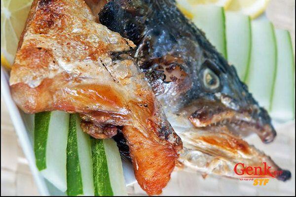 Đầu cá không tốt cho bệnh nhân ung thư bàng quang
