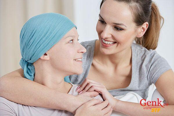 Cải thiện chất lượng cuộc sống là mục tiêu điều trị ung thư