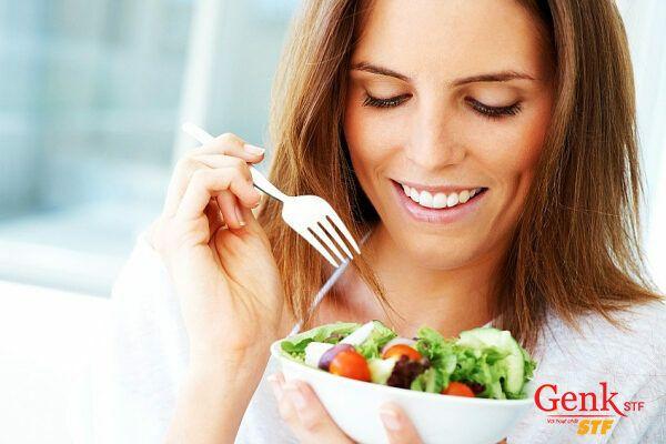 Ăn trái cây, rau củ rất tốt cho việc cải thiện hệ miễn dịch