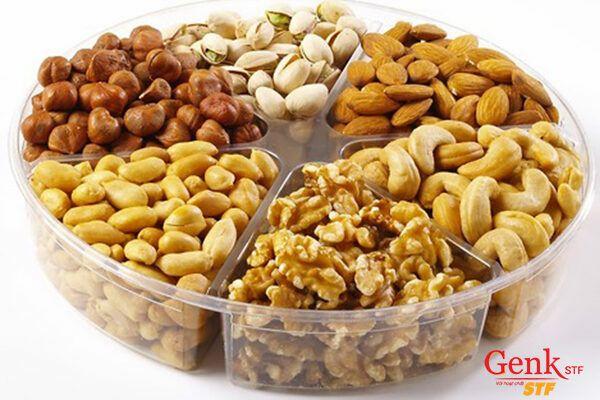 Các loại hạt chứa Omega 3 rất tốt cho việc bảo vệ cơ thể khỏi ung thư tuyến tiền liệt