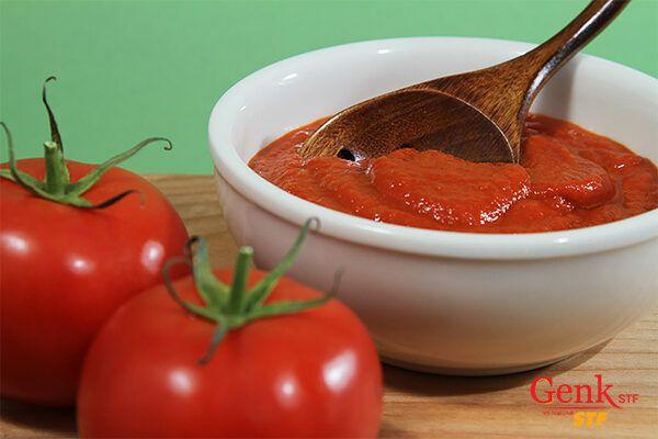 Nên nấu chín cà chua để phát huy tác dụng tối đa của nó