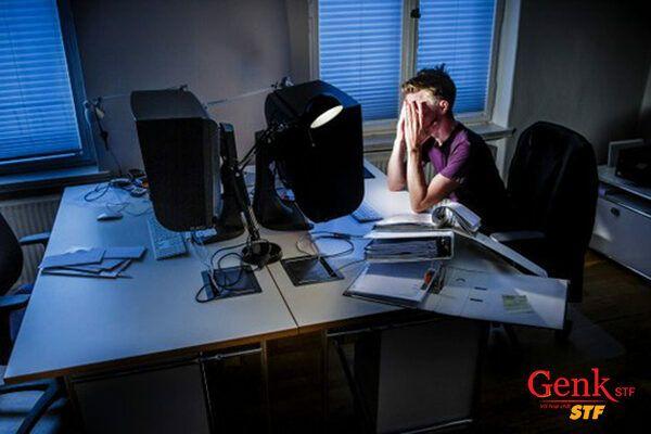 Làm ca đêm có thể gây ra ung thư đại trực tràng