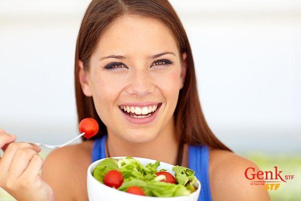 Fucoidan giúp kích thích cảm giác ngon miệng, giúp bệnh nhân có cảm giác thèm ăn