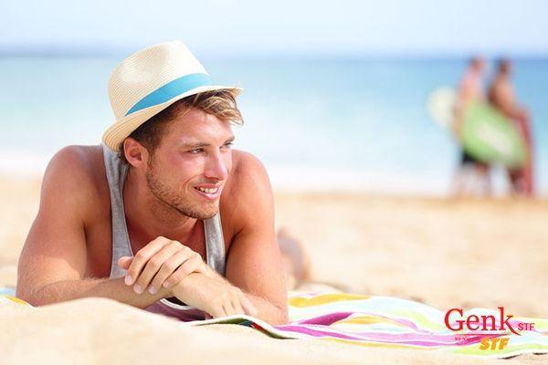 Hầu hết các bệnh ung thư da là do tiếp xúc với ánh nắng mặt trời