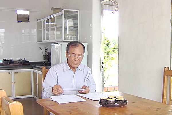 Ông Bàn chia sẻ sản phẩm Genk STF giúp ông vượt qua căn bệnh ung thư dạ dày