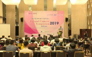 Luồng gió mới tại Hội nghị Ung thư vú quốc tế IBCS 2019