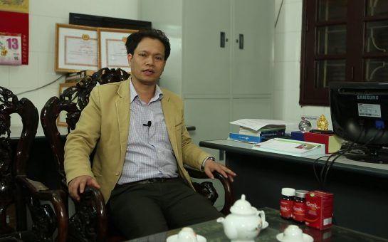 BS Nguyễn Văn Sỹ – bệnh nhân u não dùng GENK STF dự phòng tái phát, ác tính hóa