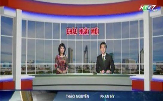 [HTV7] Việt Nam công bố nghiên cứu thành công sản phầm phòng ngừa và hỗ trợ điều thị ung thư