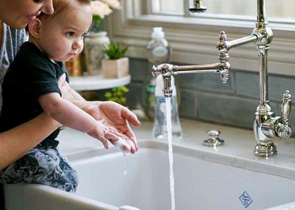 Cách tăng sức đề kháng cho trẻ đơn giản qua việc giữ vệ sinh chân tay