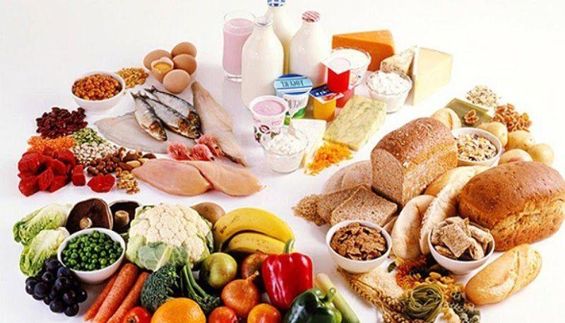 Xây dựng chế độ ăn uống lành mạnh là một trong những biện pháp phòng ngừa ung thư thực quản