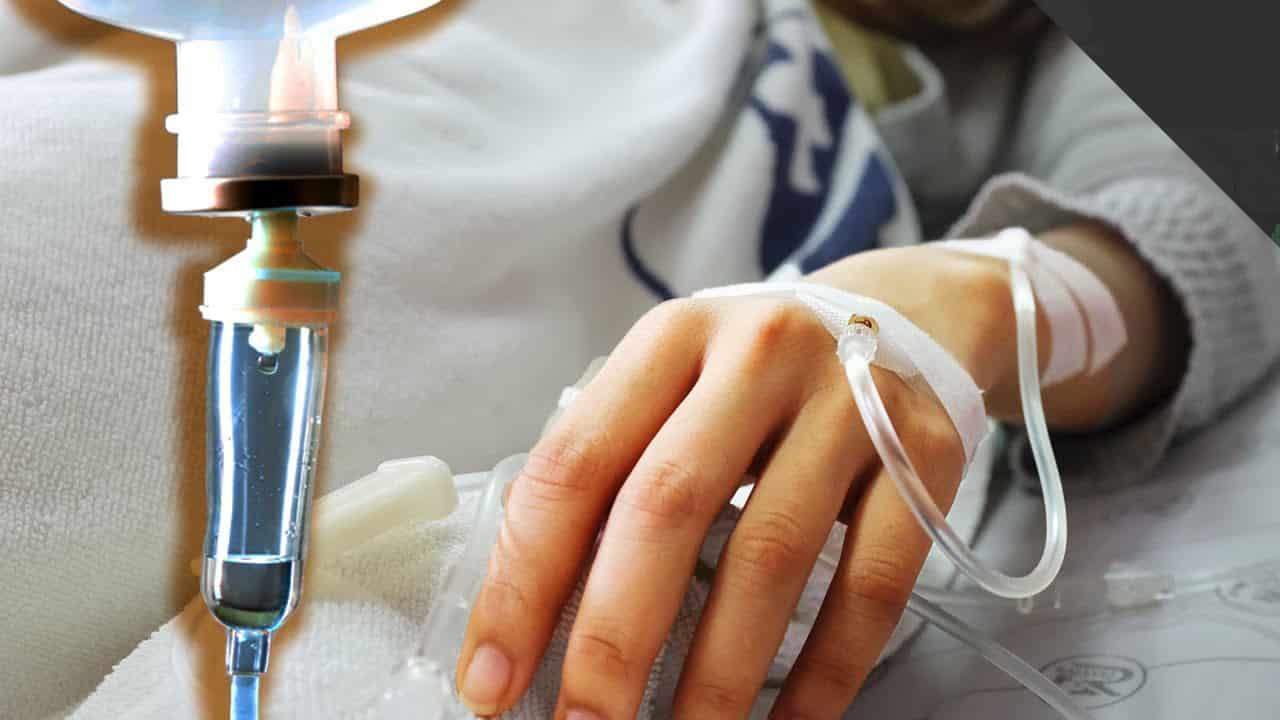 Hóa trị là một trong những phương pháp điều trị ung thư tuyến giáp