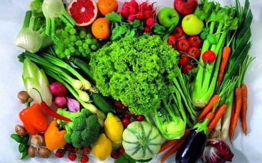 Rau củ có tác dụng tốt trong việc ngăn ngừa và làm lành các vết thương tổn, viêm loét dạ dày