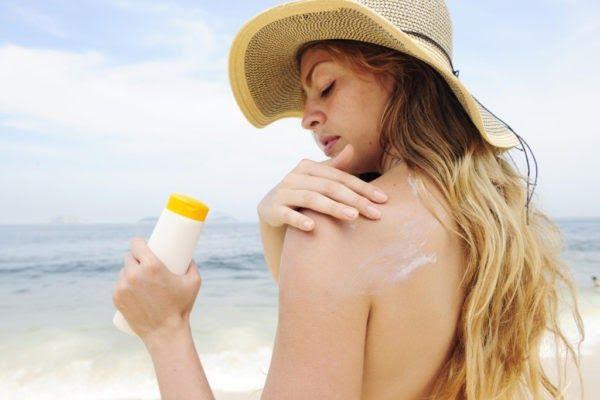Sử dụng kem chống nắng phòng chống ung thư da