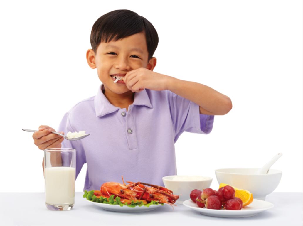 Thuốc tăng cường sức đề kháng cho trẻ giúp trẻ ăn ngon miệng và khỏe mạnh