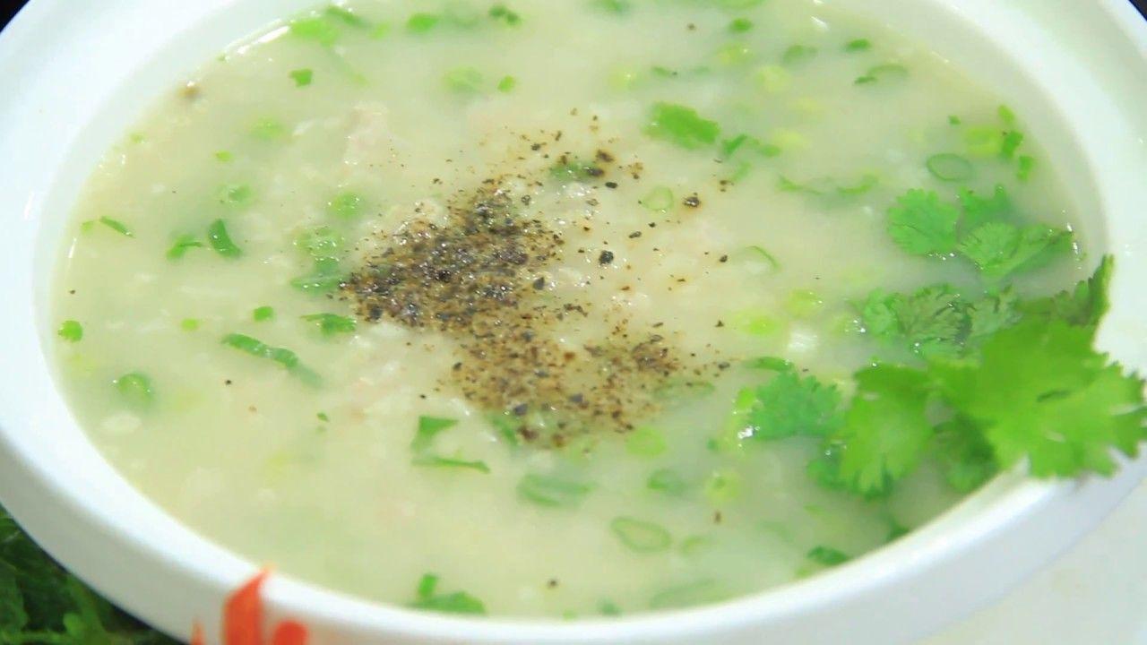 Người bệnh nên ăn các loại cháo, súp, nước ép để không gây áp lực đến các cơ quan tiêu hóa