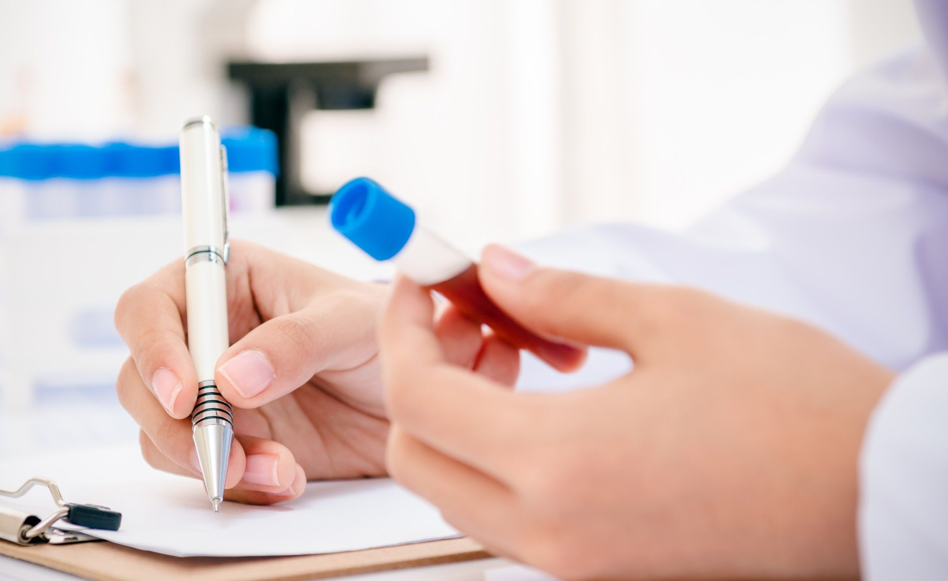 Các dấu ấn ung thư thường được tìm thấy trong máu người mắc bệnh ung thư