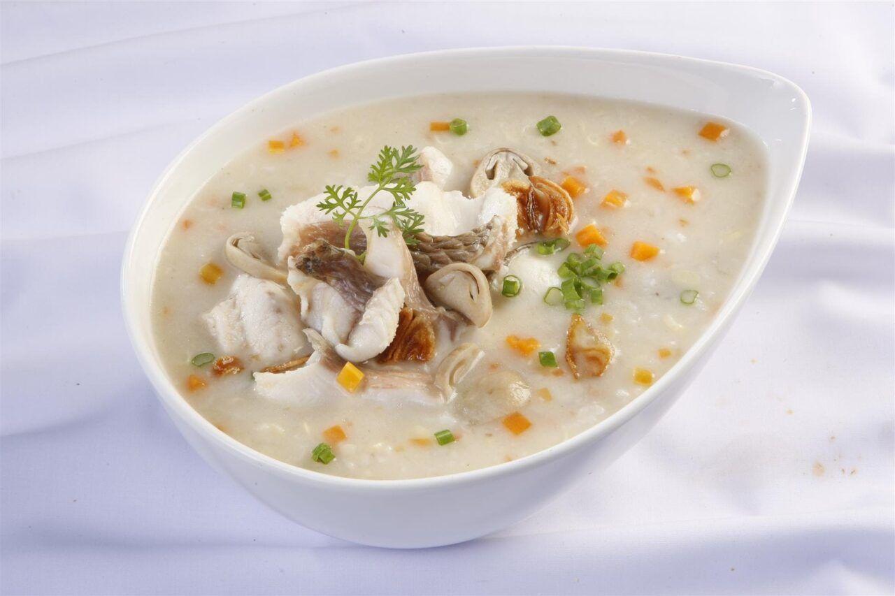 Các loại cháo súp mềm dễ ăn, giàu dinh dưỡng cho người bệnh
