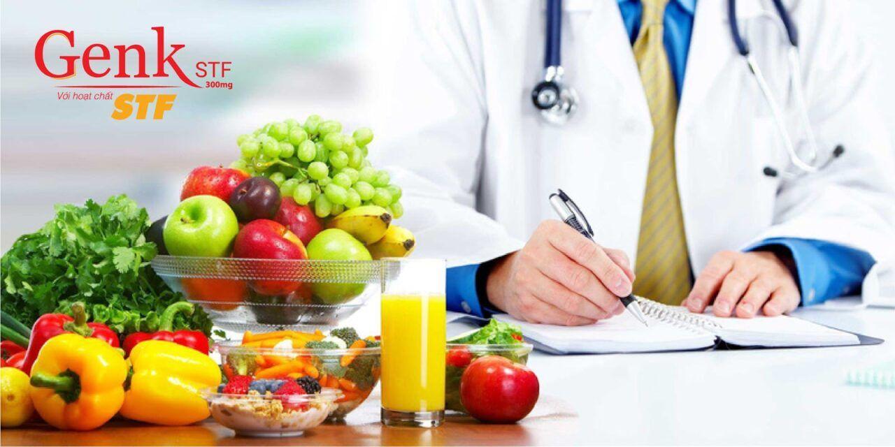 Dinh dưỡng rất quan trọng đối với người bệnh trong phòng tránh virus