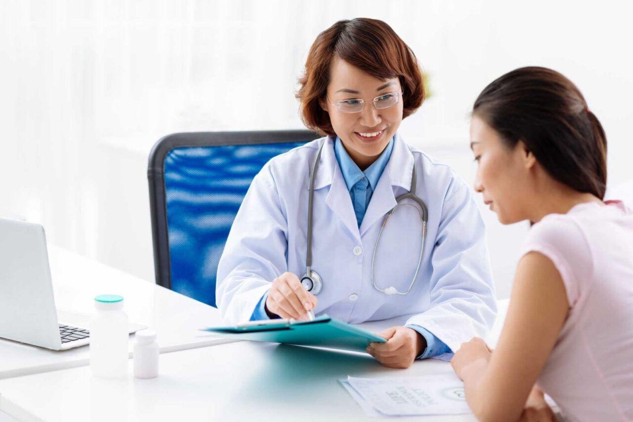 Khám ung thư cổ tử cung định kì để phát hiện bệnh sớm