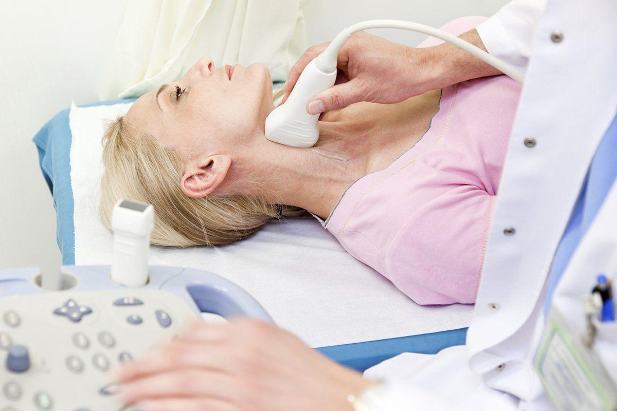 Siêu âm tuyến giáp giúp phát hiện tình trạng, kích thước khối u tuyến giáp