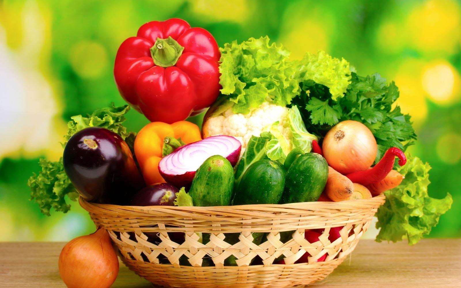 Nên ăn nhiều rau củ quả để giảm mỡ máu